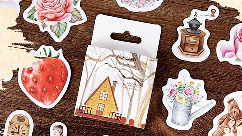 Distinctive Clear stamps and cutting dies